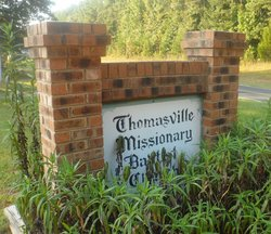 Thomasville Missionary Baptist Church Cemetery