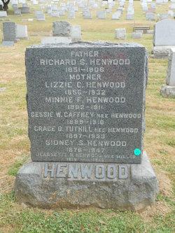 Minnie Francis Henwood
