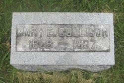 Mary E. <I>Gardner</I> Collison