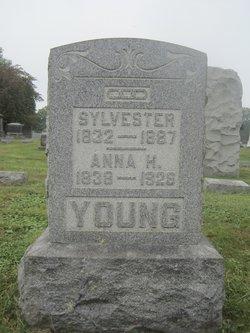 Anna H. <I>Matheny</I> Young
