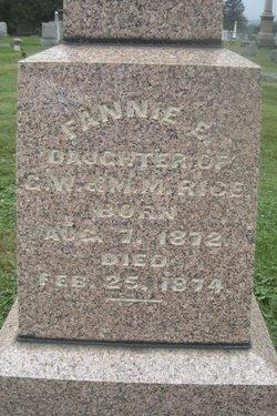 Fannie E. Rice