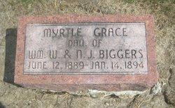 Myrtle Grace Biggers