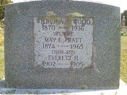 May E <I>Pratt</I> Atwood