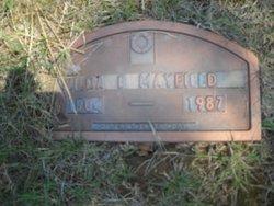 Wilda I. <I>Hinchman</I> Mayfield