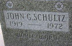 John G Schultz