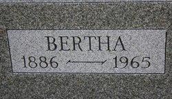 Bertha <I>Reiser</I> Gener