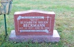 Elizabeth Helen Beckmann