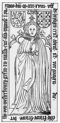 Bertha von Westerburg