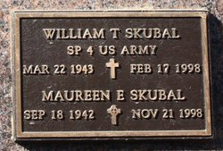 William T Skubal
