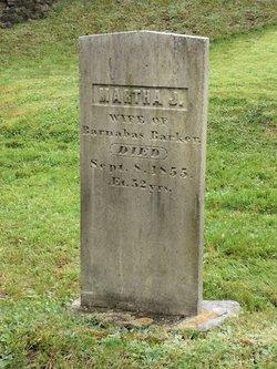 Martha Jane <I>Nickles</I> Barker