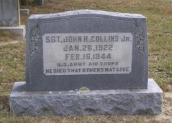 Sgt John Robert Collins, Jr