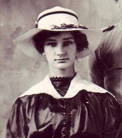 Mildred Electa <I>Huston</I> Allen