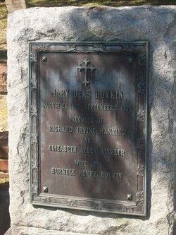Mary Deas <I>Manning</I> Boykin