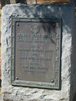 Burwell Henry Boykin