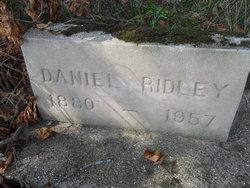 Daniel Marshall Ridley