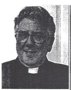 Rev James E McSweeney