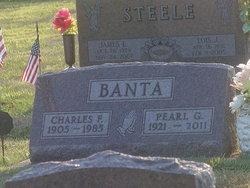 Pearl G. <I>Bowen</I> Banta