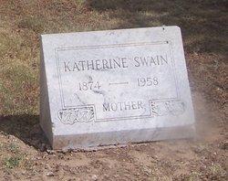 Katherine Jane <I>Stimpson</I> Swain