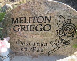 Meliton Griego