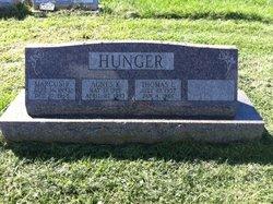 Marcus Raymond Hunger