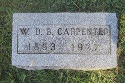 William D. B. Carpenter