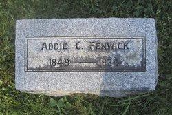 Addie <I>Carpenter</I> Fenwick