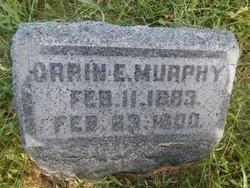 """Orrin Edgar """"Orlie"""" Murphy"""