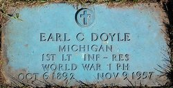 Earl Clark Doyle