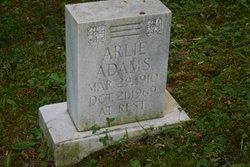 Arlie <I>Caudill</I> Adams