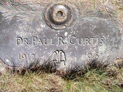 Dr Paul R Curtis