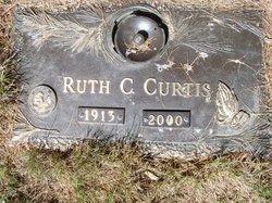 Ruth Claudine <I>Horner</I> Curtis