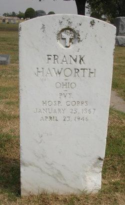 Frank Haworth