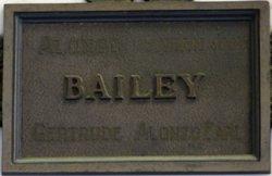 Alonzo Earl Bailey