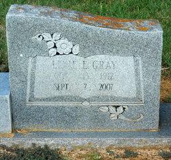 Lexie E. <I>Gray</I> DuBose