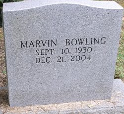 Marvin Bowling