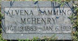 Alvena <I>Ramming</I> McHenry