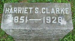 Harriet Lovina <I>Stillman</I> Clarke