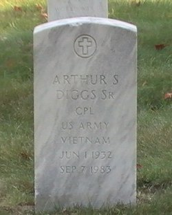 Corp Arthur S. Diggs, Sr