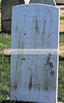 Maria Polly <I>Stryker</I> Brokaw