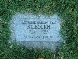 Angeline Wasson <I>Cole</I> Kilbourn