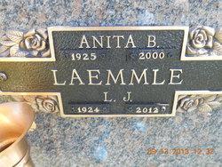 Anita Belle <I>Hoover</I> Laemmle