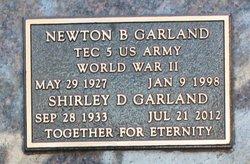 Newton B Garland