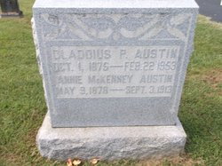 Annie May <I>McKenney</I> Austin