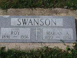 Marian Adelaide <I>Gregory</I> Swanson