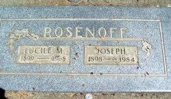 """Joseph """"Joe"""" Rosenoff"""