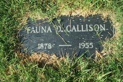 Fauna <I>Davis</I> Callison
