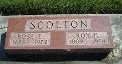 "LeRoy Charles ""Roy"" Scolton"