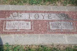 Henry Hall Foye