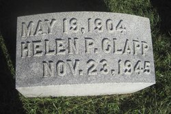 Helen Foster <I>Peoples</I> Clapp