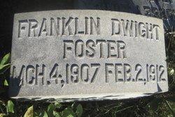 Franklin Dwight Foster
